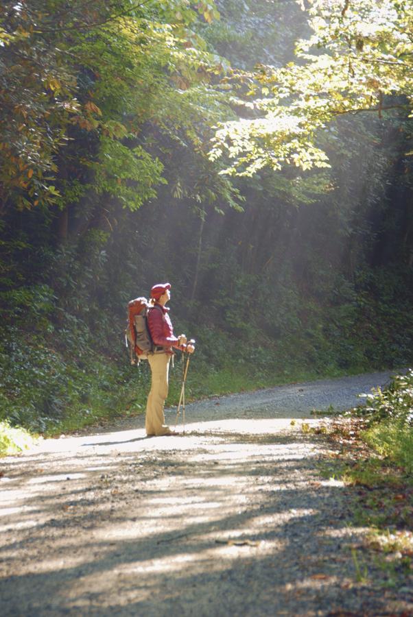 hiker-