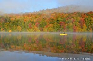 Fall at Lewey Lake