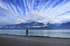 Sky in Alaska