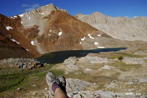 On the John Muir Trail